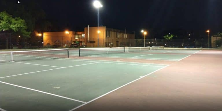 Chase Park Tennis Courts​