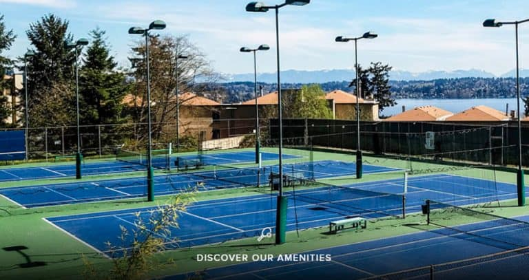 Sand Point Country Seattle Tennis Club