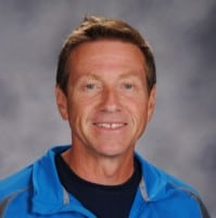 Madison tennis lesson coach Tod Lacey