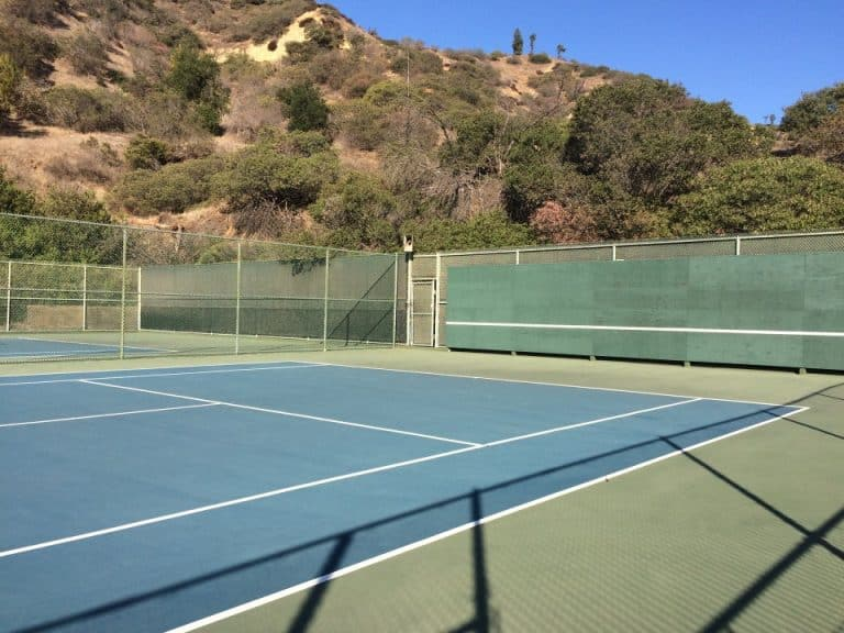 Vermont Canyon Tennis Court