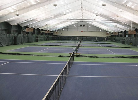 Coppermine Racquet & Fitness Club - Pikesville