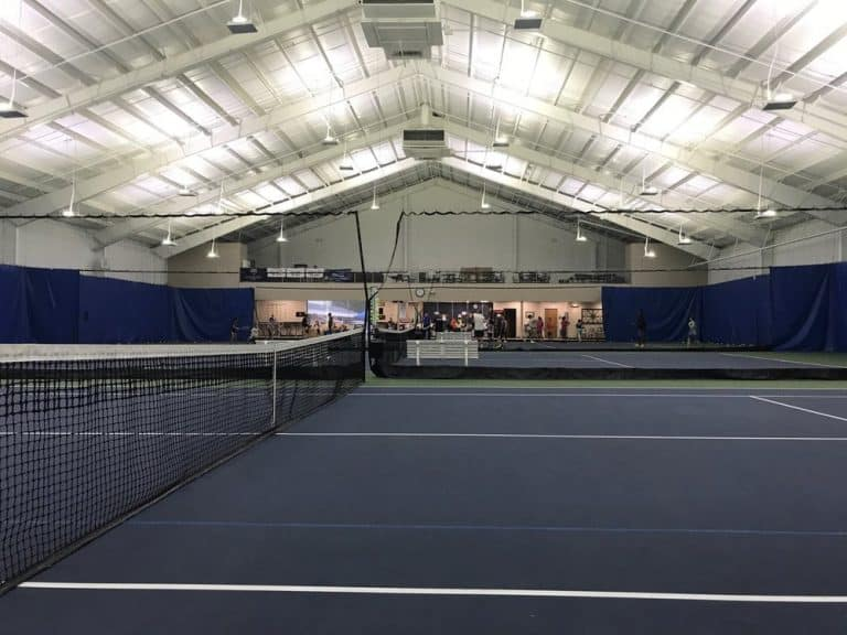 E.R.J.C.C. Boniuk Family Indoor Tennis Center