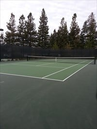 River Oaks Parkway Tennis Courts