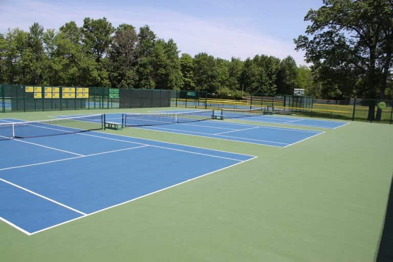 Sycamore Tennis Courts