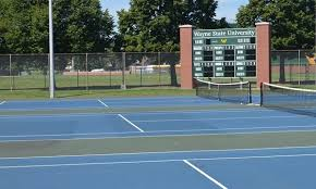 Wayne State University Tennis Courts