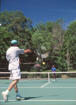 Forest Hill Park Tennis Courts