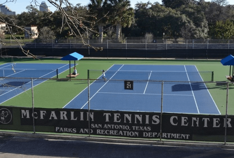 McFarlin Tennis Center