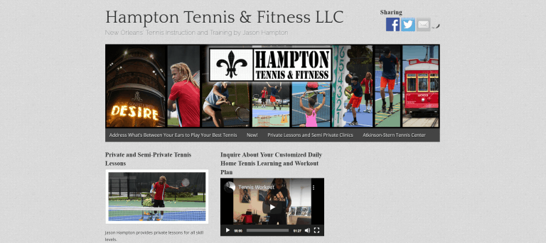 Hampton Tennis And Fitness Llc