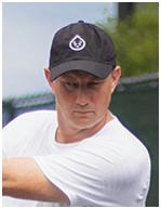 New Orleans Tennis Lesson Coach Anders Oding