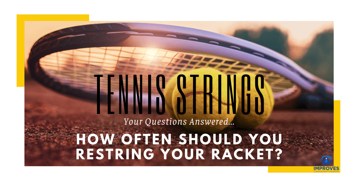 How Should You Restring a Tennis Racket